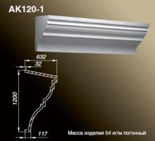 Карниз АК120-1