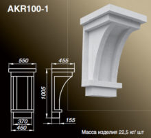 Кронштейн AKR100-1