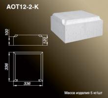 Основание тумбы AOT12-2-K