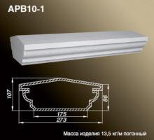 Поручень APB10-1