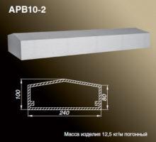 Поручень APB10-2