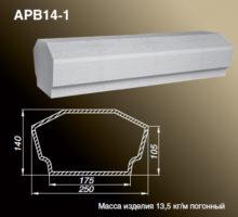 Поручень APB14-1
